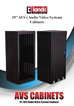 Brochure LANDE  AVS (Audio Video System) - Free StandingEnglish(PDF 1.54Mb)