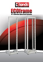 Brochure LANDE  ECOframe - Open Rack  English(PDF 3.45Mb)