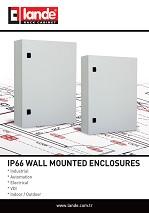 Brochure LANDE  IP66 - Wall Mounting English(PDF 1.62Mb)