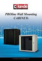 Brochure LANDE  PROline - Wall Mounting English(PDF 3.94Mb)
